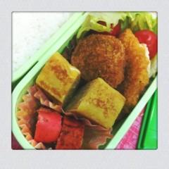 北村みなみ 公式ブログ/お弁当(*^ω^*) 画像1