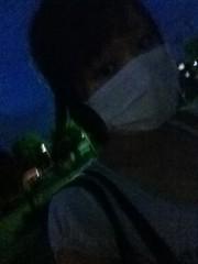北村みなみ 公式ブログ/真っ暗(´Д` ) 画像1