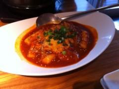 北村みなみ 公式ブログ/韓国料理☆ 画像1