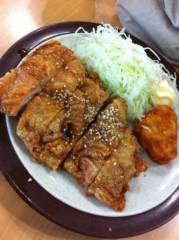 北村みなみ 公式ブログ/お昼☆ 画像1