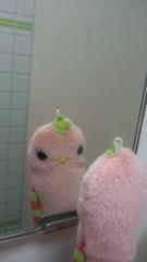 関口愛美/ライブフローリスト愛眠 プライベート画像/モケケのチトみん 鏡で