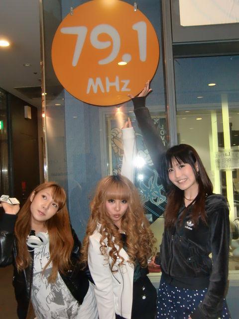 かわさきFM前!