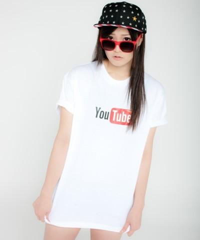 YouTubeTシャツ!!