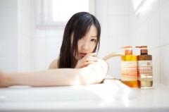 関口愛美/ライブフローリスト愛眠 プライベート画像 バスタイム