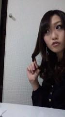 関口愛美/ライブフローリスト愛眠 公式ブログ/髪を巻いた! 画像1