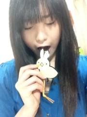 関口愛美/ライブフローリスト愛眠 プライベート画像/ひよこウサギ 食べちゃいたいくらいかわいい
