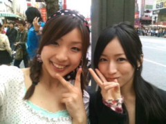 阿川祐未 公式ブログ/りさぴょんと♪ 画像1