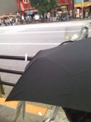 阿川祐未 公式ブログ/雨だ! 画像2