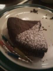 阿川祐未 公式ブログ/バースデーケーキの恐怖感。 画像1