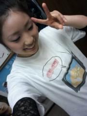 阿川祐未 公式ブログ/グラスタTシャツ☆ 画像1