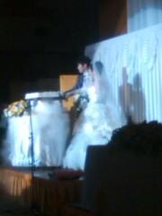 阿川祐未 公式ブログ/結婚式は幸せのお裾分け。 画像2