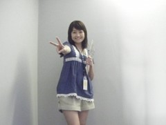 西岡麻生 公式ブログ/そして今日最終日!!! 画像1