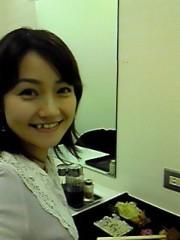 西岡麻生 公式ブログ/楽屋にて 画像2
