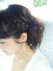 西岡麻生 公式ブログ/恐怖のパイプ椅子 画像3