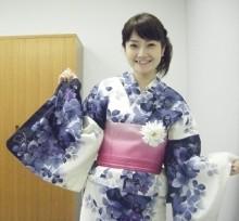 西岡麻生 公式ブログ/若武者と浴衣! 画像1