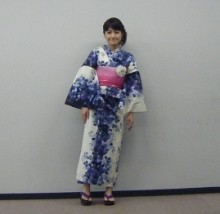 西岡麻生 公式ブログ/若武者と浴衣! 画像2