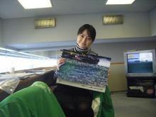 西岡麻生 公式ブログ/2010カレンダー(^-^) 画像1