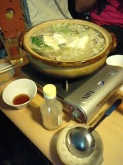 枝木勇介 公式ブログ/鍋を食べす 画像1