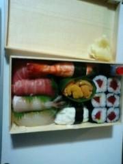 枝木勇介 公式ブログ/お寿司!! 画像1