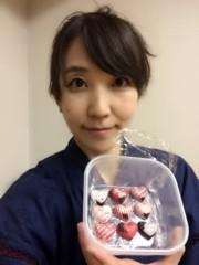 丸岡真由子 公式ブログ/ハッピーバレンタイン パート2どす 画像1