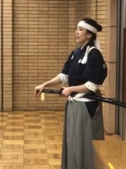 丸岡真由子 公式ブログ/桜と剣士どす 画像1