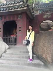 丸岡真由子 公式ブログ/香港、ラストナイト、本番どす 画像1