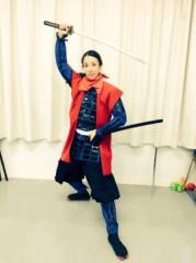 丸岡真由子 公式ブログ/マクベス初日開けましたどす 画像2
