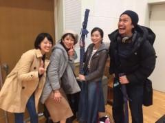 丸岡真由子 公式ブログ/各界揺れ動く中、らんの殺陣先行稽古でしたどす 画像1