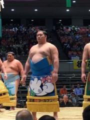 丸岡真由子 公式ブログ/大相撲大阪場所初日どす 画像1