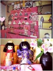 丸岡真由子 公式ブログ/ひな祭りどす 画像1