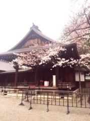 丸岡真由子 公式ブログ/大相撲も撮影も無事おわり。。どす 画像2