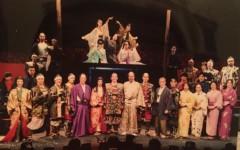 丸岡真由子 公式ブログ/戦国シェイクスピア マクベス〜謀略の城〜無事終演いたしましたどす 画像1