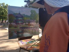 伊藤真奈美(アズライト) 公式ブログ/旅行3日目、キョンボックン☆☆ 画像3