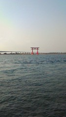 伊藤真奈美(アズライト) 公式ブログ/弁天島to名古屋to三重 画像1