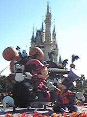 伊藤真奈美(アズライト) 公式ブログ/終日ディズニーランド 画像1