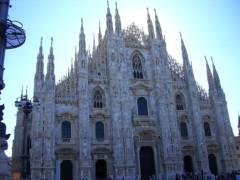 伊藤真奈美(アズライト) 公式ブログ/イタリア☆ミラノにて 画像1