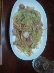 桐山もえ(ポンバシwktkメイツ) 公式ブログ/もえのお昼ご飯 画像1