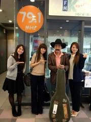 中村麻由 公式ブログ/10/22  ラジオ! 画像2