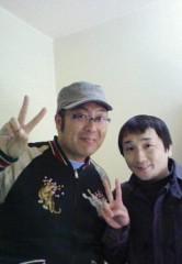 快信孝(チックタックブーン) 公式ブログ/木曽さんに 画像1