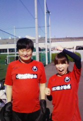 快信孝(チックタックブーン) 公式ブログ/久々のフットサル 画像3