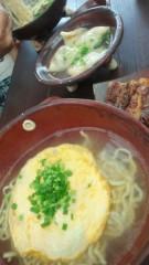 甘糟記子 公式ブログ/ソーキそば 画像1