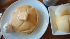 甘糟記子 公式ブログ/パンケーキ 画像1