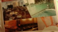 甘糟記子 公式ブログ/ホテル 画像1