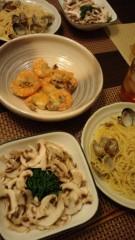 甘糟記子 公式ブログ/家夕飯 画像1