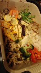 甘糟記子 公式ブログ/焼き野菜 画像1