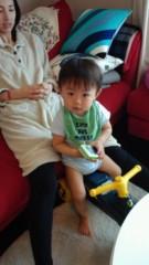 甘糟記子 公式ブログ/三輪車 画像1