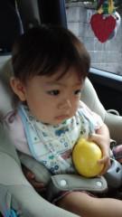 甘糟記子 公式ブログ/レモン 画像1