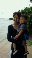 甘糟記子 公式ブログ/プライベートビーチ 画像1