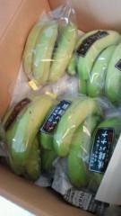 甘糟記子 公式ブログ/バナナ 画像1