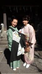 甘糟記子 公式ブログ/お宮参り 画像1